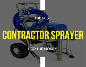 best professional contractors paint sprayer
