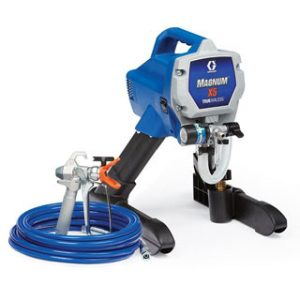 graco x5 paint sprayer review