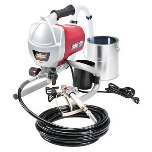 Krause & becker airless paint sprayer review