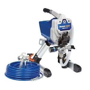 Graco 17G 177 Magnum Pro X17 Stand Sprayer review