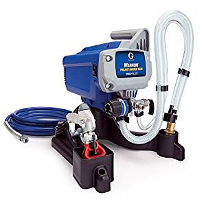 Graco 2572025 Project Painter Plus - see why this makes a great intermedate sprayer