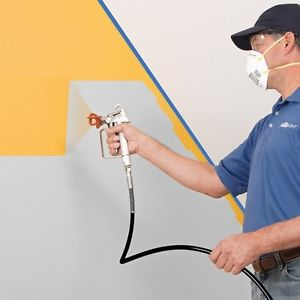 How to use a Homeright 2800 Airless Paint Sprayer